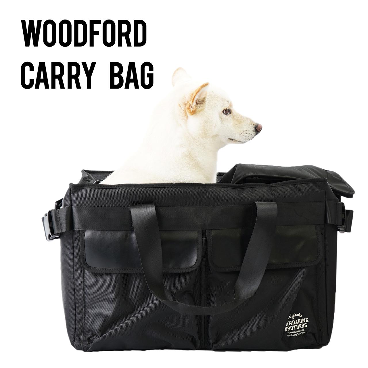 WOODFORD CARRY BAG ウッドフォードキャリーバッグ