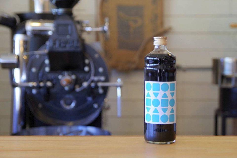 オリジナルカフェオレベース【きびおれ】加糖 600ml