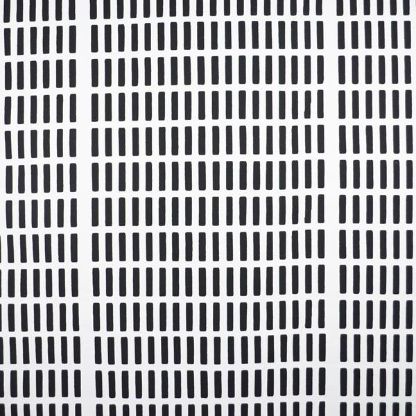 Artek Siena コットン生地 ホワイト/ブラック