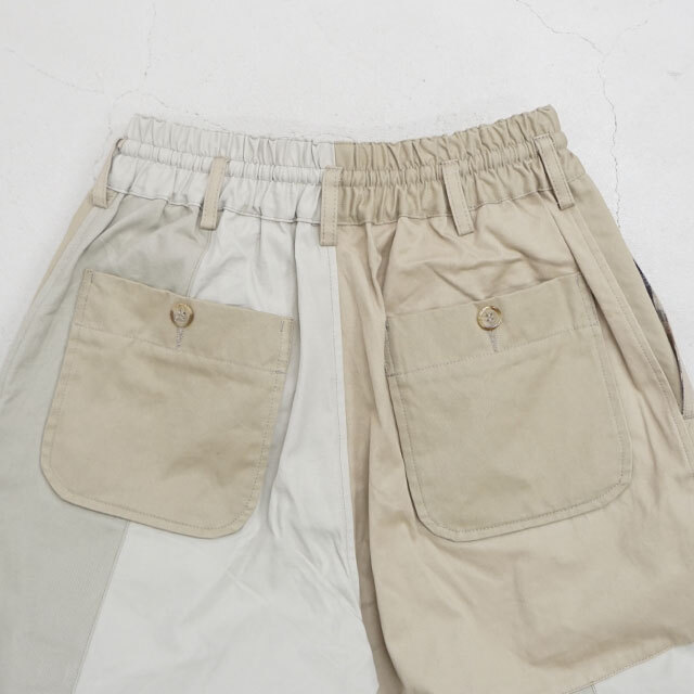【再入荷なし】 yoused ユーズド Remake Easy Pants リメイクイージーパンツ (品番y-1001)