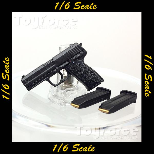 【04535】 1/6 ジャンク ハンドガン  武器