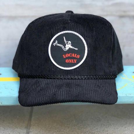 LOCALS ONLY CUSTOM CAP