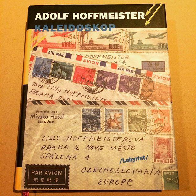 旅の本「kaleidoskop/Adolf Hoffmeister」 - 画像1