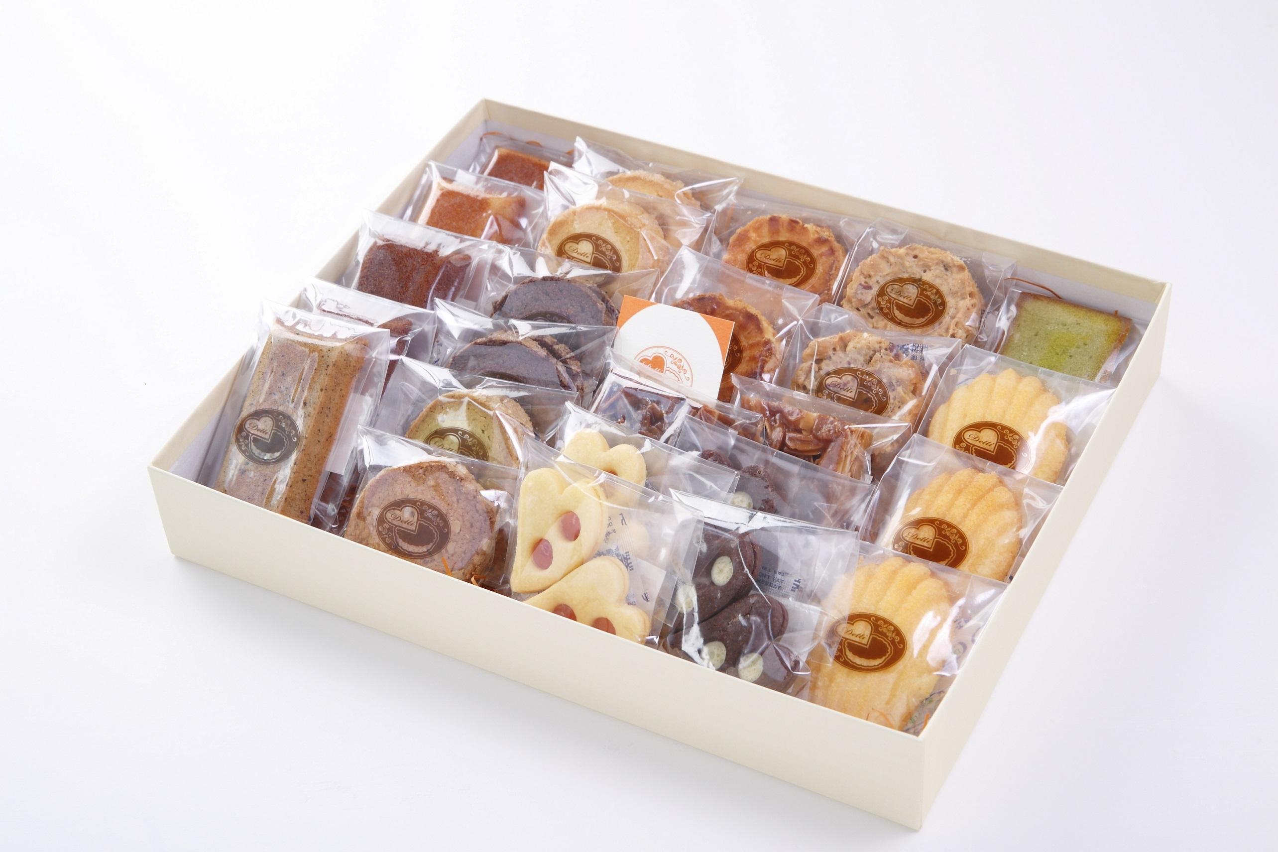 焼き菓子アソートメント Lサイズ