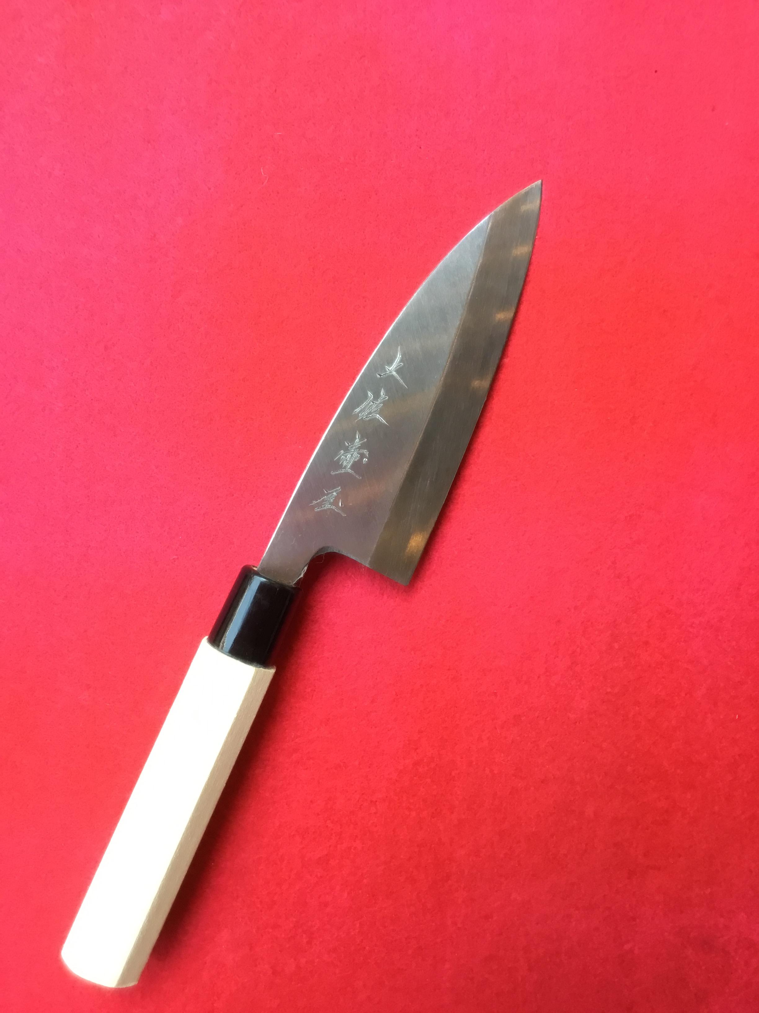 出刃包丁 4寸 (片刃)