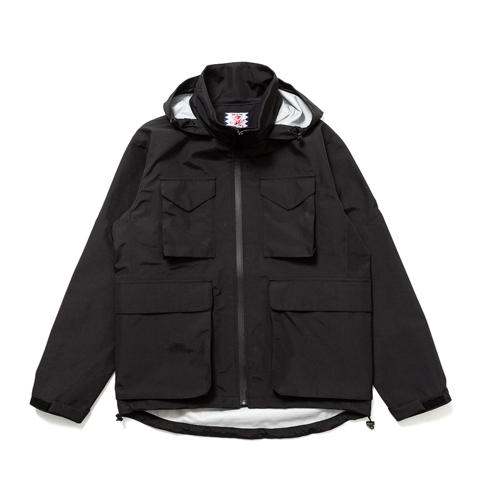 【SON OF THE CHEESE】3LAYER JACKET