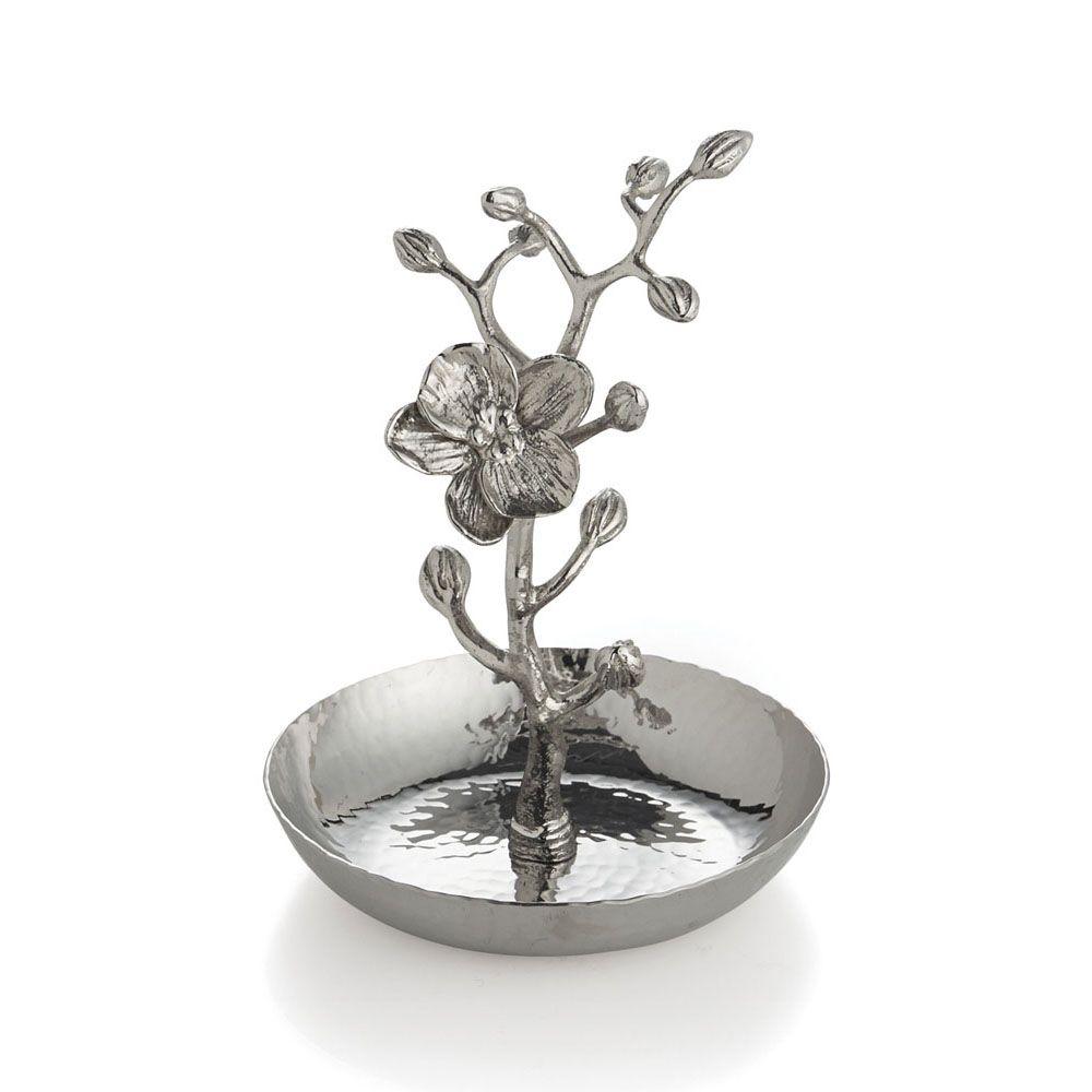 Michael Aram White Orchid Ring Catch(マイケルアラム ホワイトオーキッドリングキャッチ)/111830