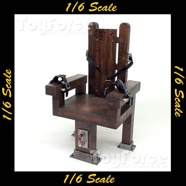 【02832】 1/6 DAMToys GK12 拷問椅子