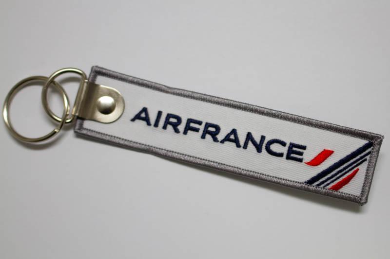 RemoveBeforeFlightキーホルダー エールフランス A380
