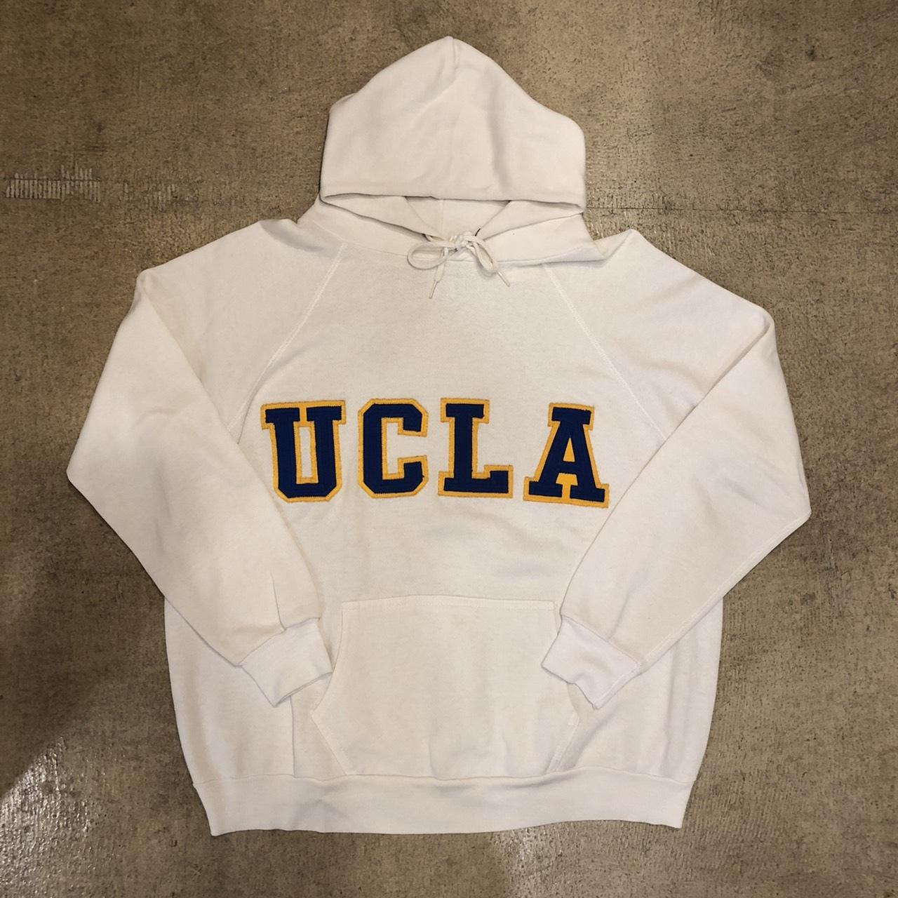 UCLA Hoodie 80's ¥6,800+tax