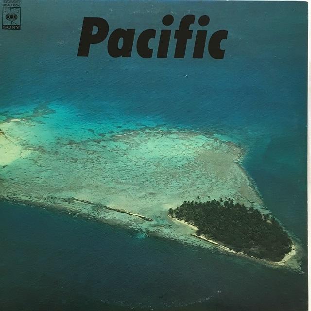 【LP・国内盤】細野晴臣・鈴木茂・山下達郎 / Pacific