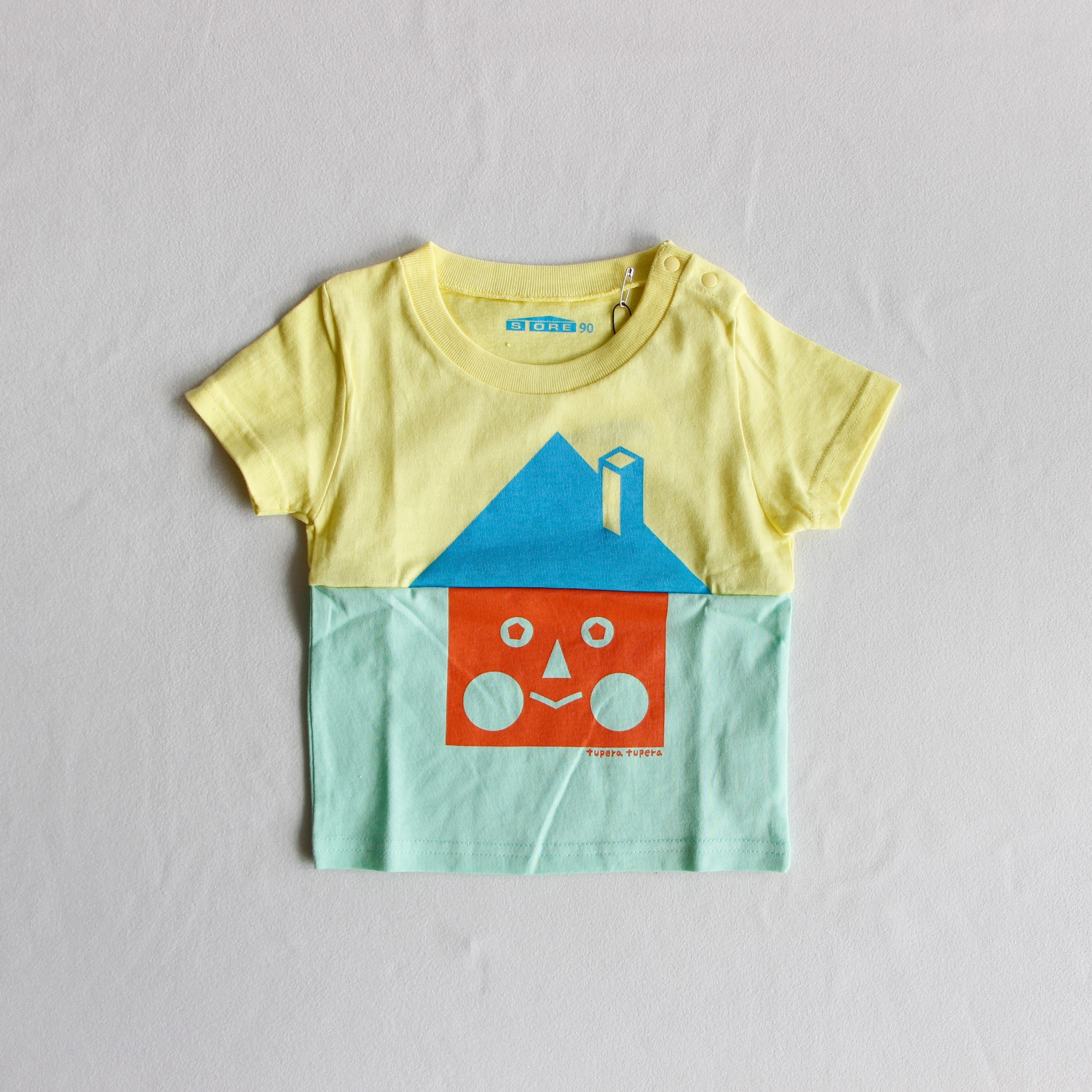 《STORE》家T-シャツ / BASIC HOUSE / レモン × メロン
