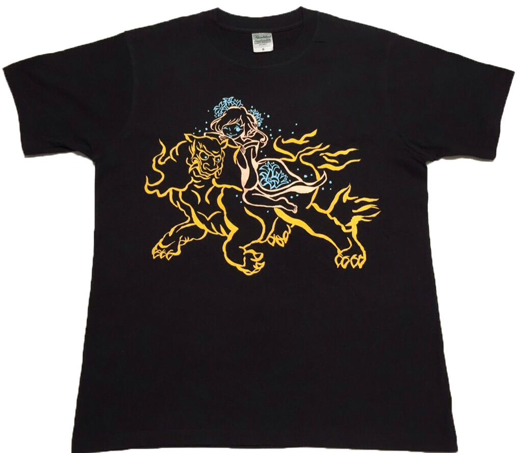 てらりすとオリジナルTシャツ - 画像1