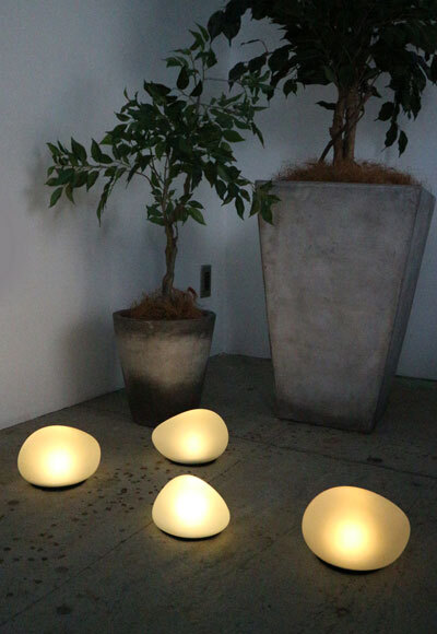 LED Solar stone LED ソーラーストーン
