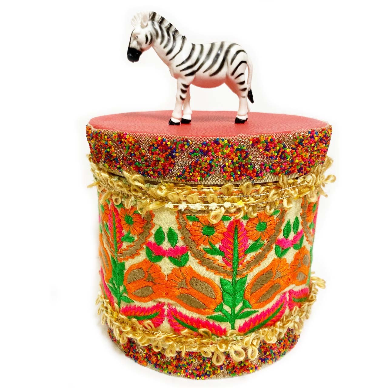 hug2フードボックスfood box(zebra)
