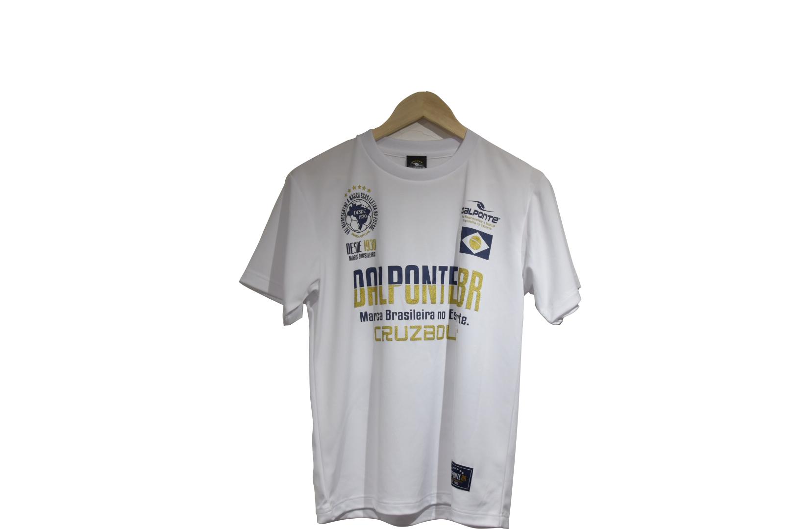 DalPonte プラシャツ WHITE(DPZ0206)