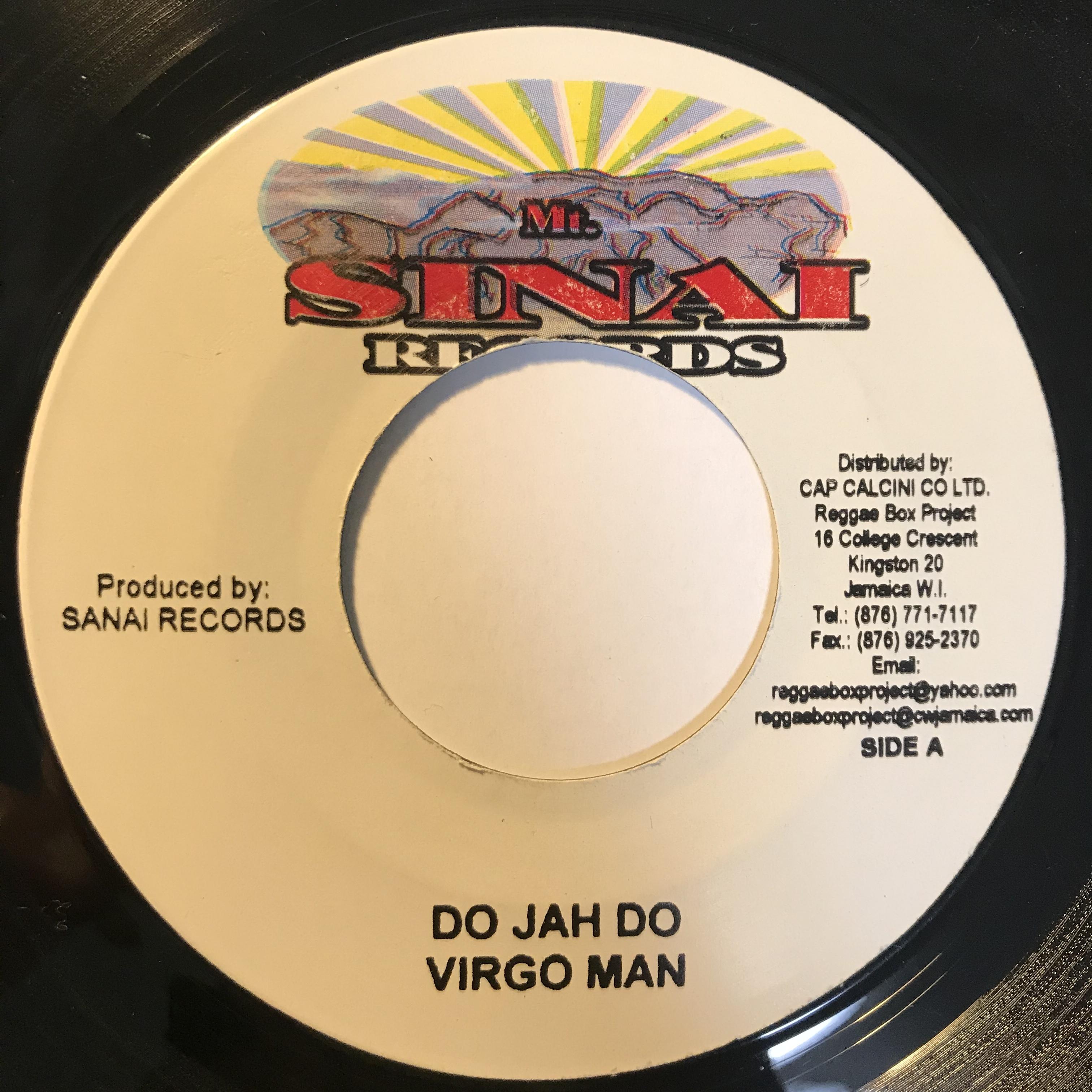 Virgo Man - Do Jah Do【7-1091】