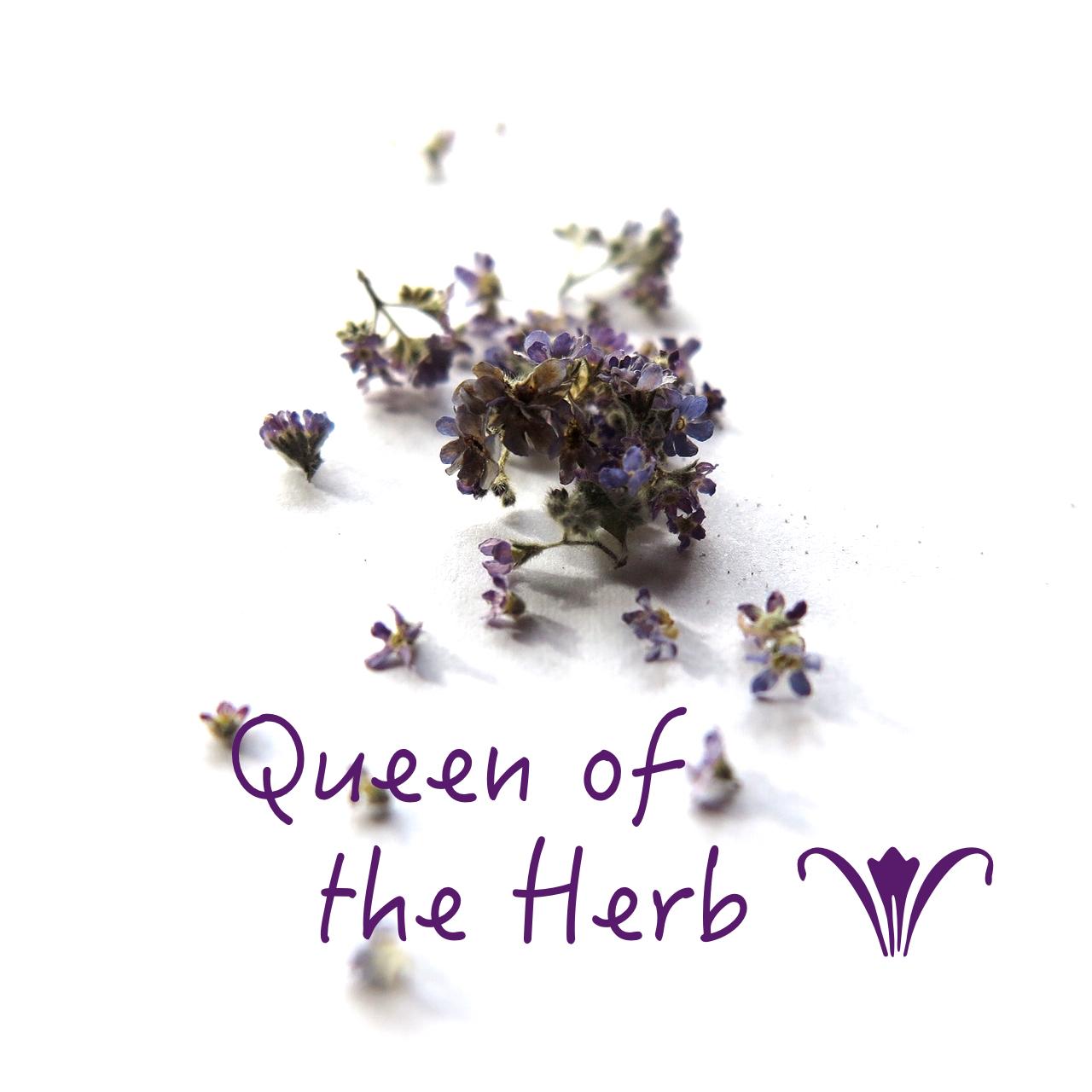 【14GDF】ハーバリウムと3つの石のネックレス *The Queen of Healing...ラベンダーとアメジスト2つの紫の物語*