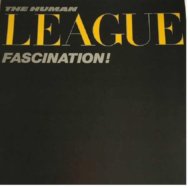 【12inch・米盤】Human League / Fascination!