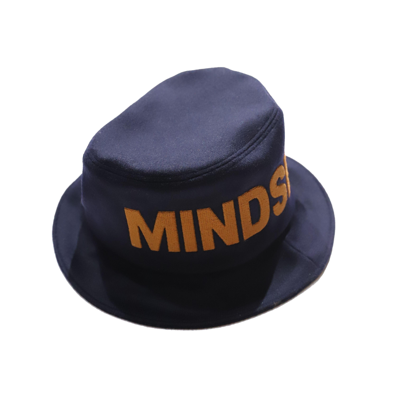 MINDSEEKER Logo Hat Navy