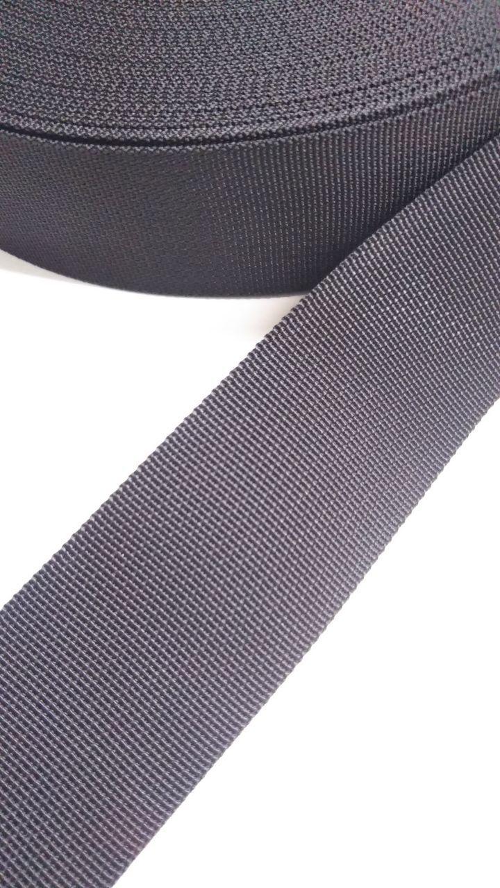 ナイロンテープ 2x2トジ織 50mm幅 1.2mm厚 カラー(黒以外) 5m単位