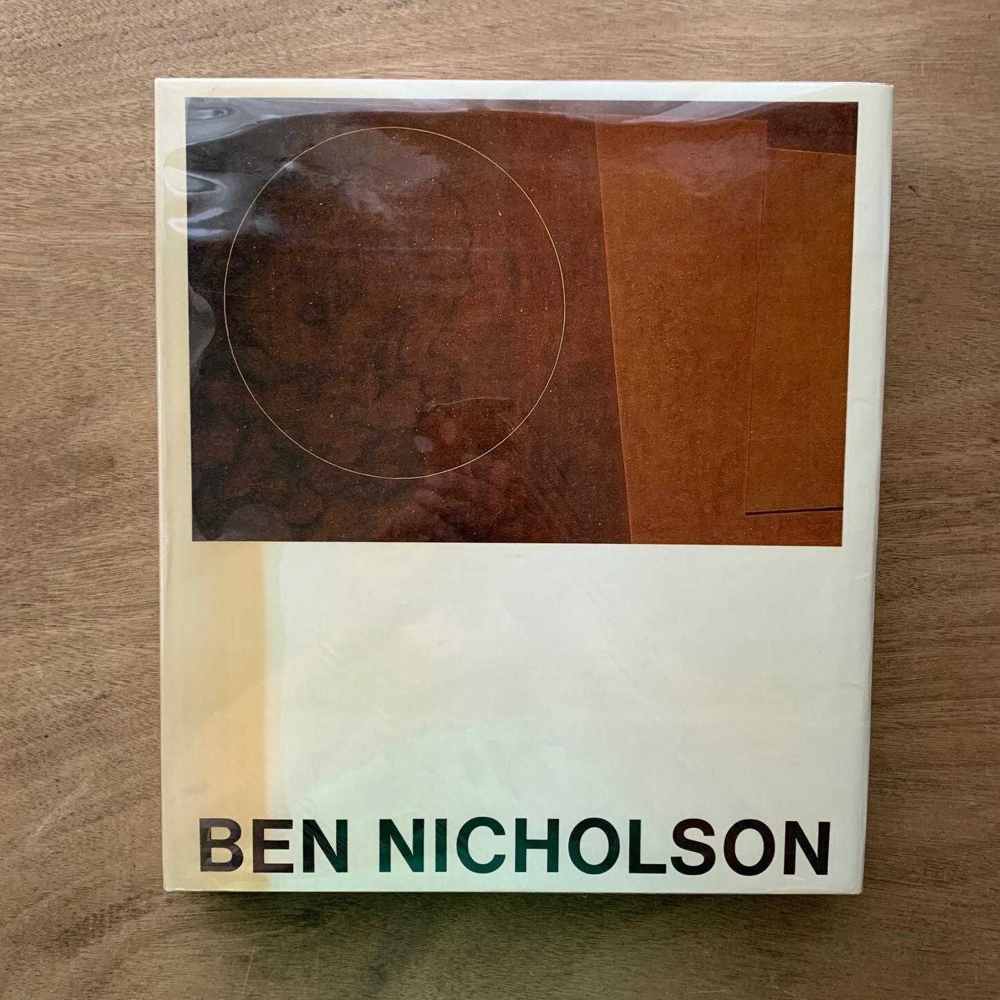 ベン・ニコルソン  Ben Nicholson drawings paintings and reliefs 1911-1968