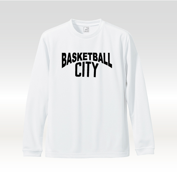 バスケットボールシティ L/S [ 3color ]
