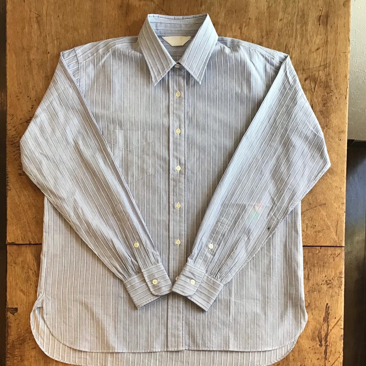 UNUSEDUS1881stripe shirts color blue stripe size 0