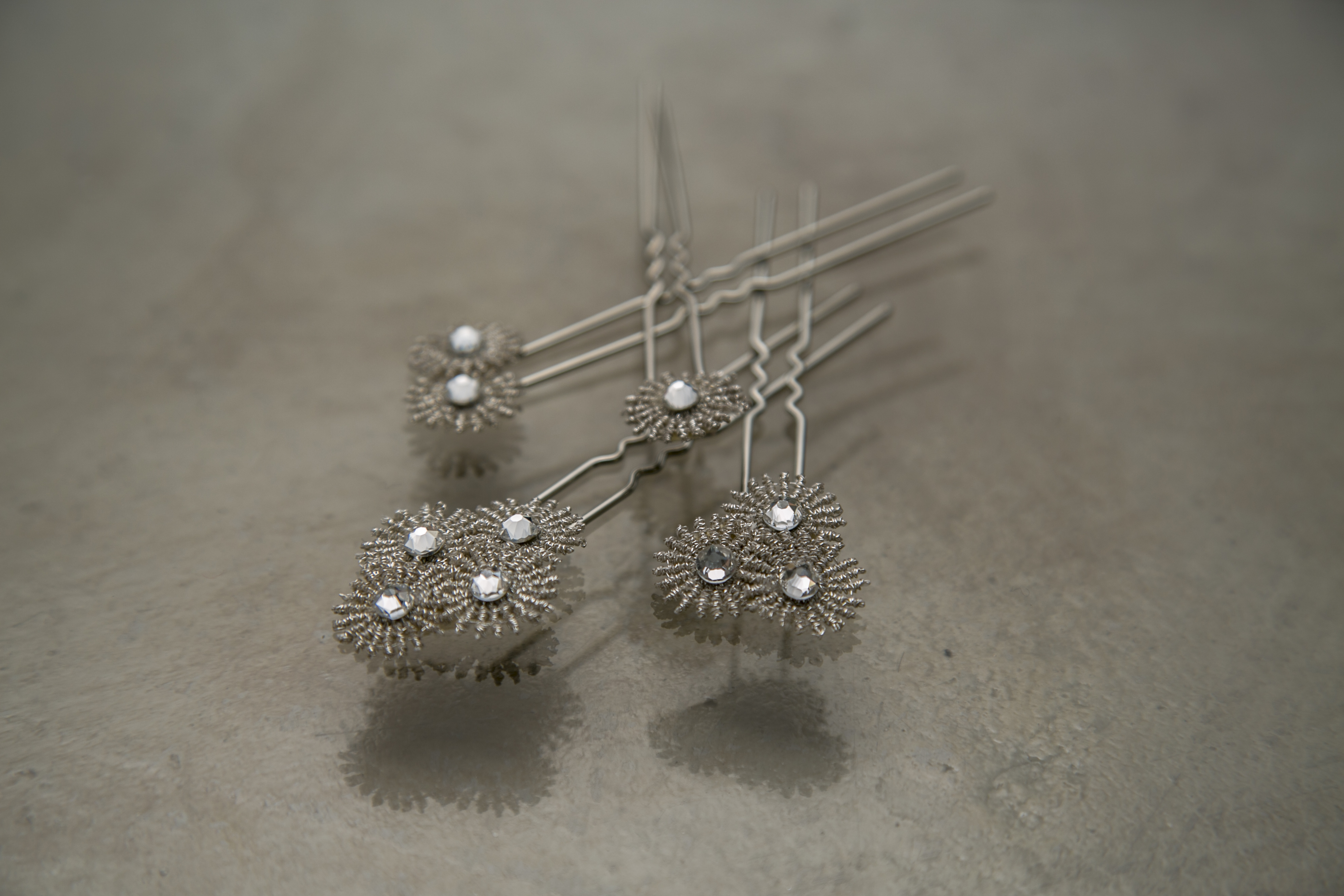 hasshed commotion Celine Hair Pins