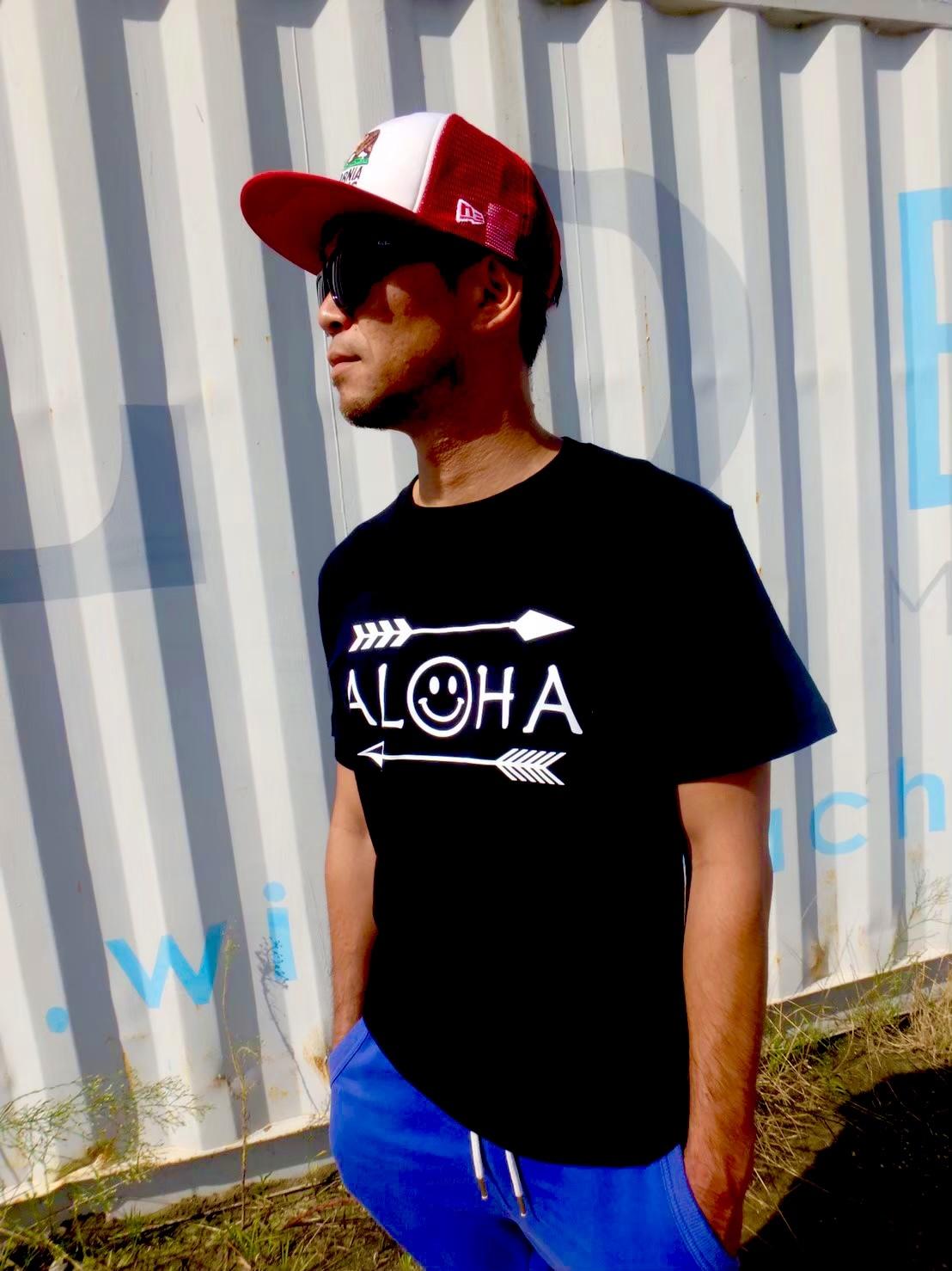 Aloha smile Tshirt