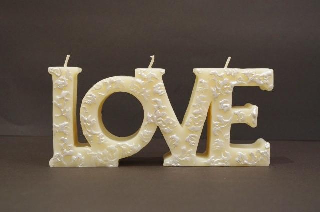 LOVE/Silver