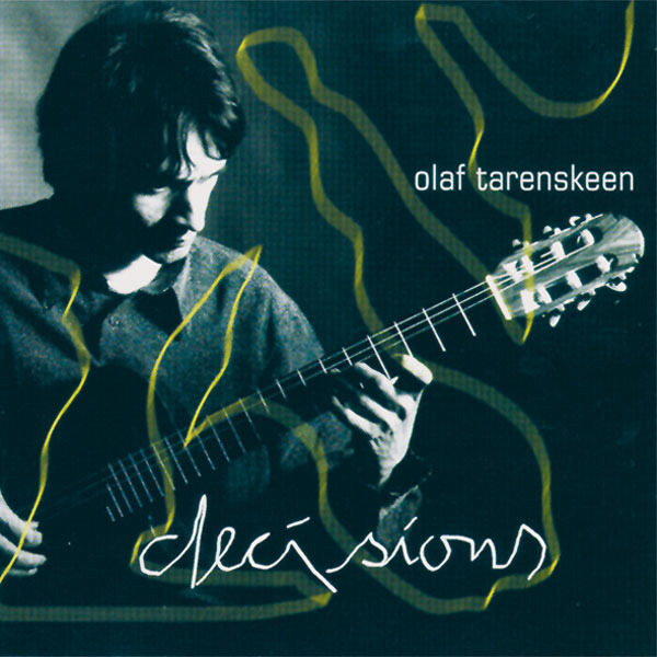AMR1144 Decisions / Olaf Tarenskeen(CD)