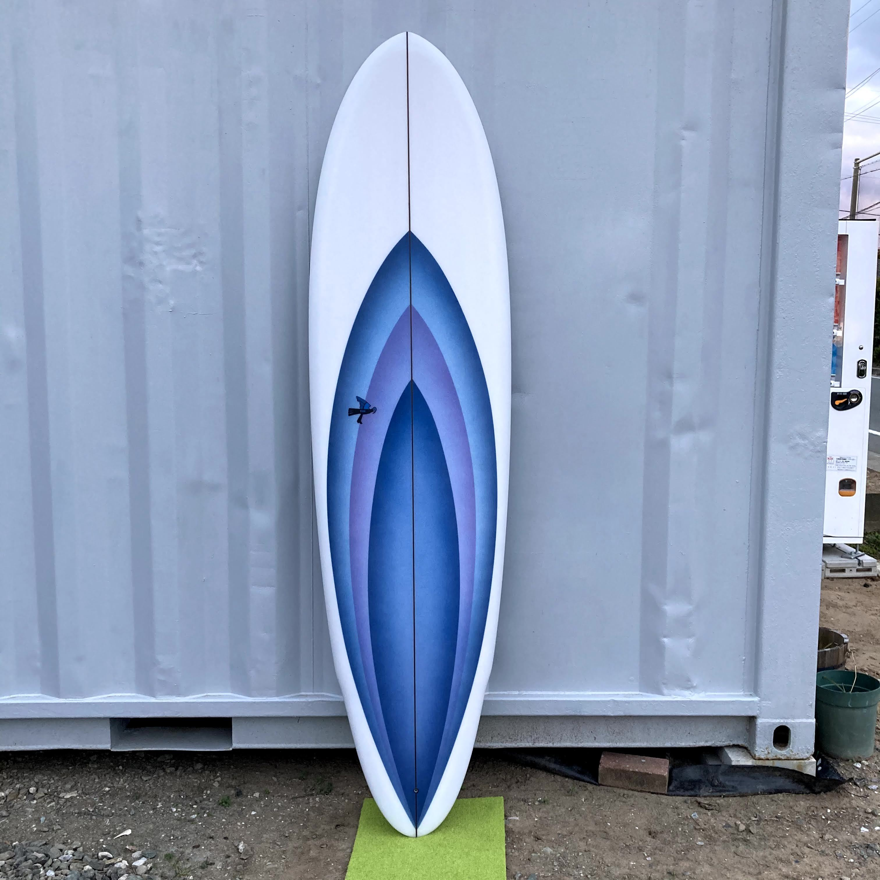 【THC SURFBOARDS】THC サーフボード HAWK 7'2-22 1/5-3 1/10