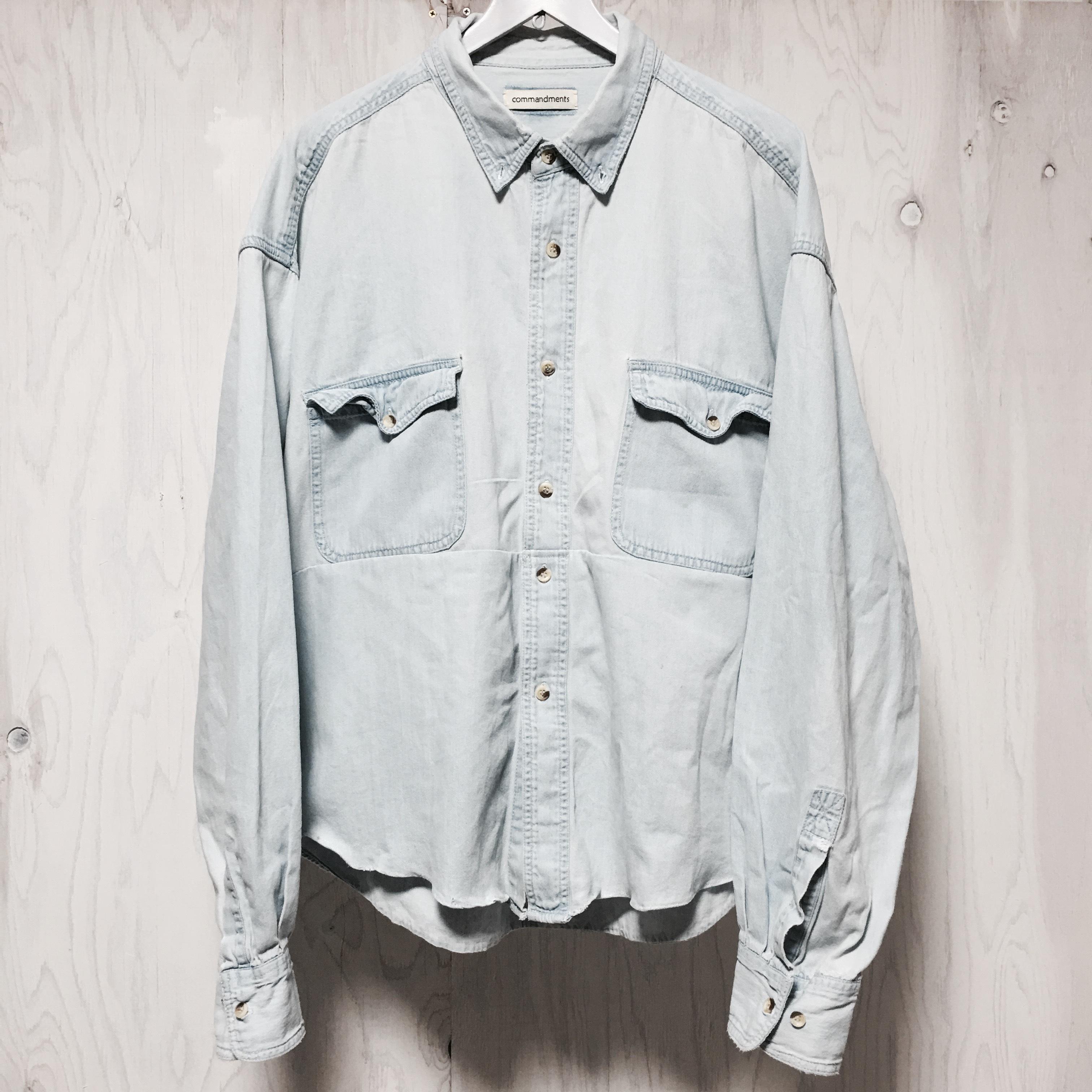 Square plane shirt