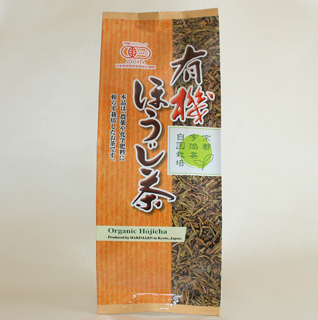 有機 ほうじ茶80g