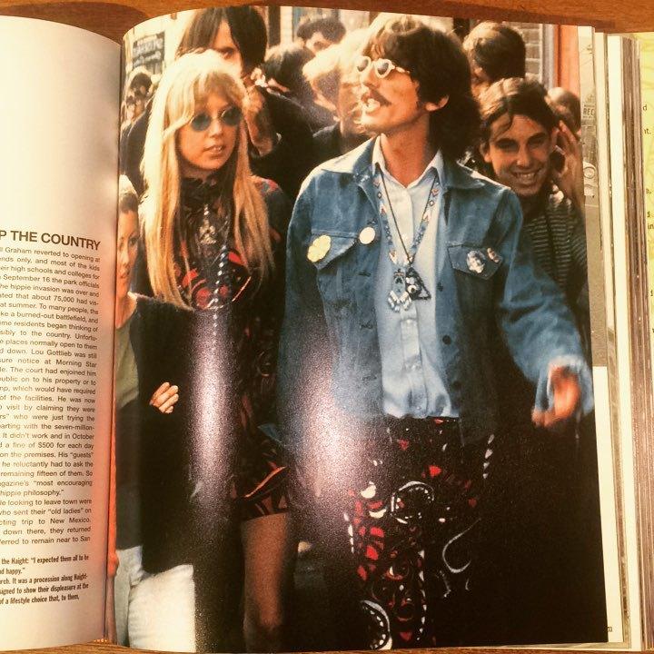 ヒッピーカルチャー写真集「Hippie/Barry Miles」 - 画像2