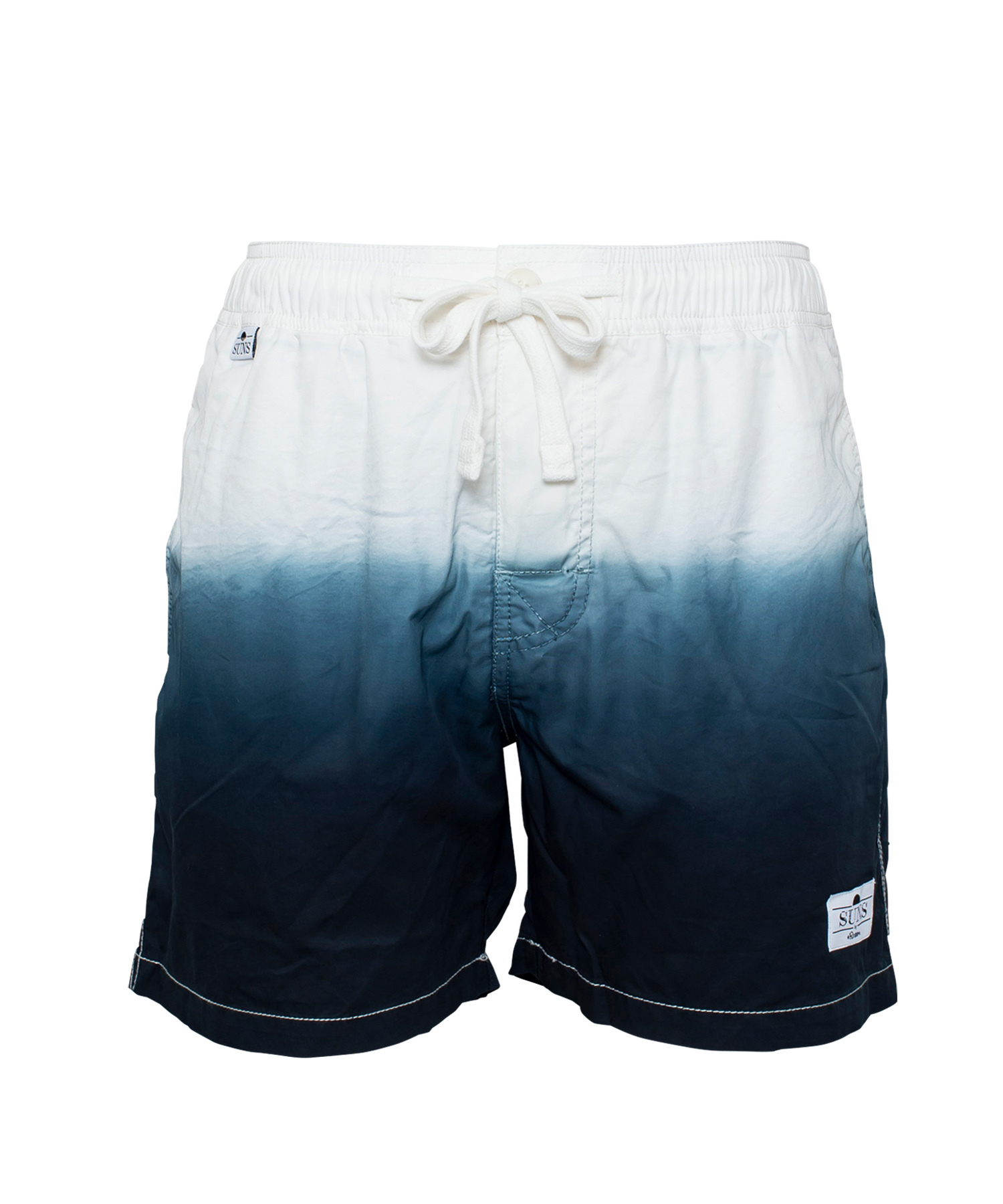 SUNS GRADATION COTTON SWIM SHORTS[RSW012]