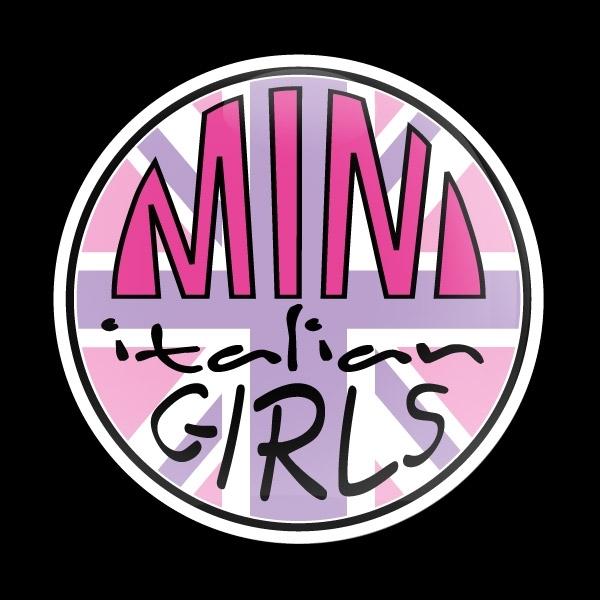 ゴーバッジ(ドーム)(CD1105 - CLUB MINI ITALIAN GIRLS) - 画像1