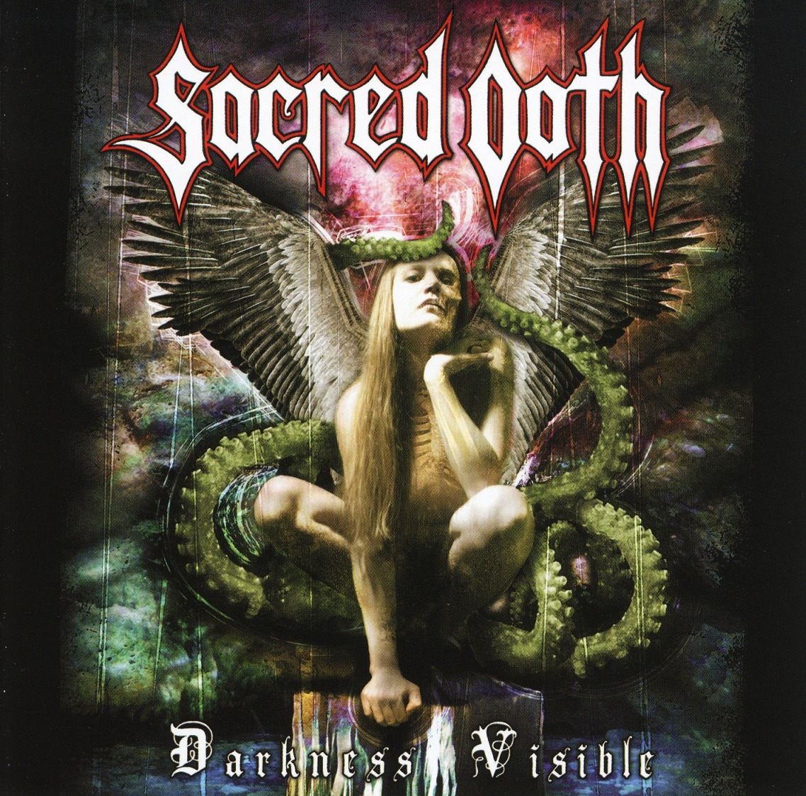 """SACRED OATH """"Darkness Visible"""" (輸入盤)"""