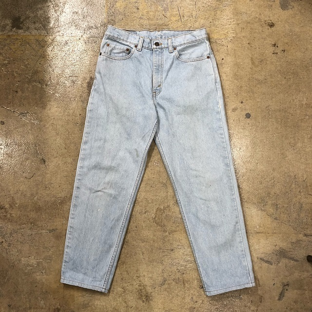LEVI'S 610 MADE IN USA #BT-121