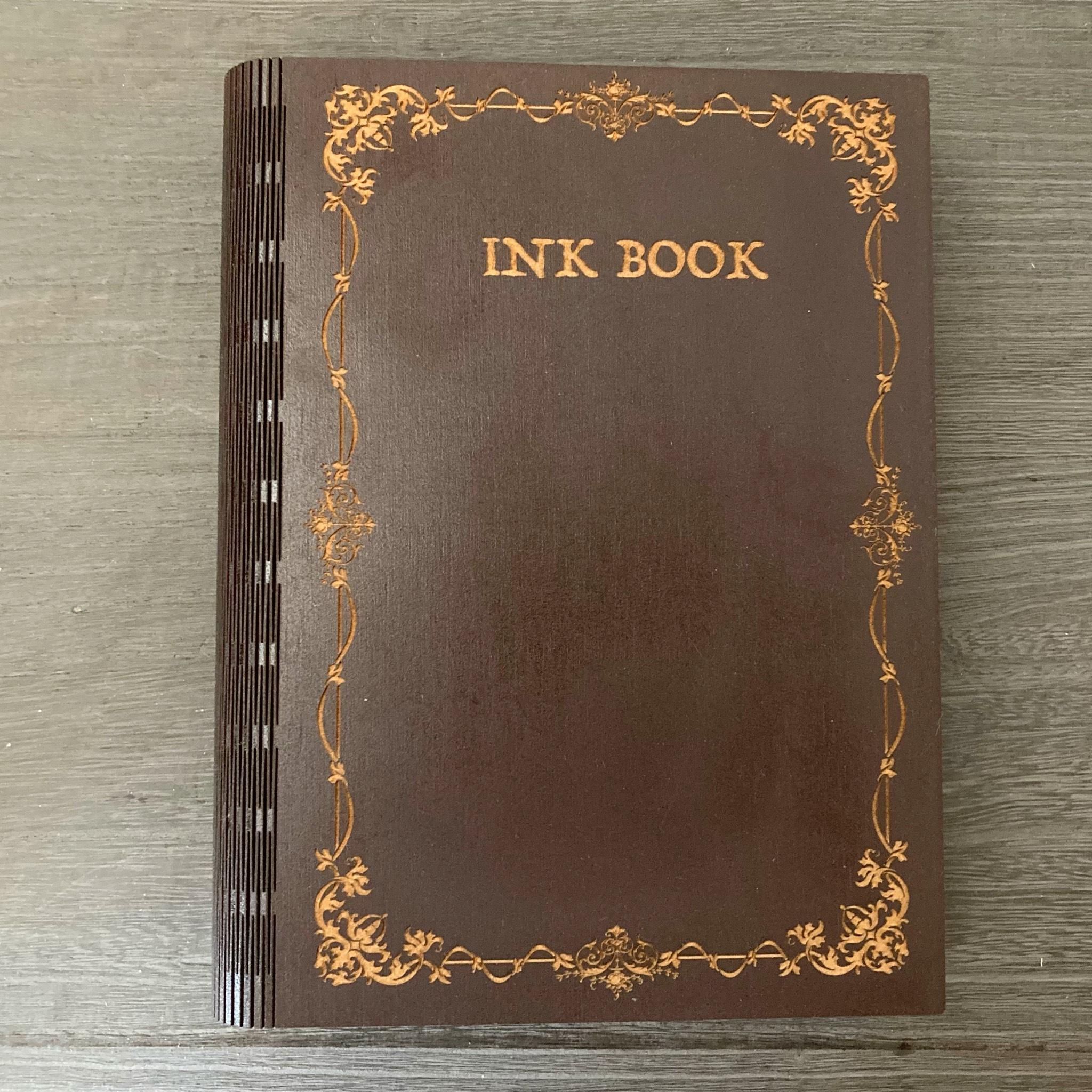 【数量限定】限定色INK BOOK for タミヤ瓶