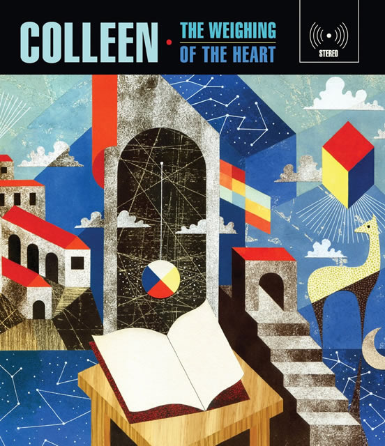 The Weighing of the Heart   Colleen