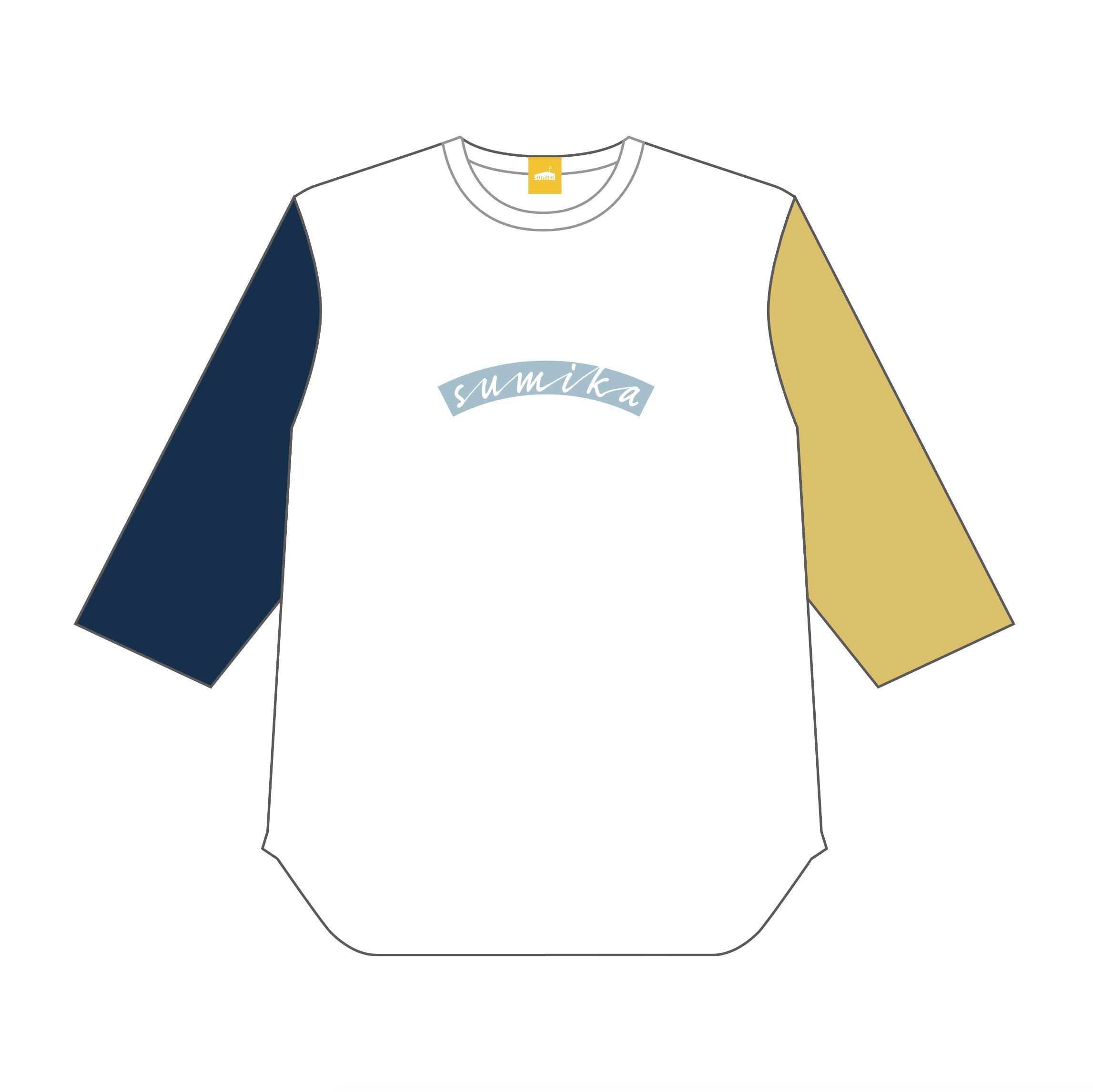 sumika / 七分袖Tシャツ(Wonder Bridge)