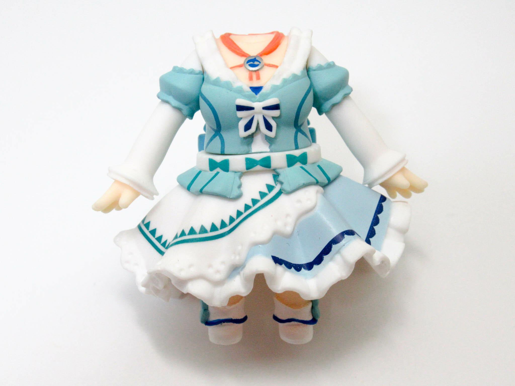【SALE】【994】 電脳少女シロ 体パーツ 私服 ねんどろいど