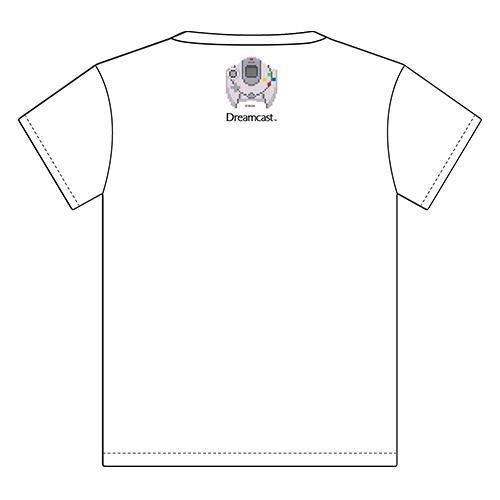 ドリームキャスト ドットver Tシャツ/ ANIPPON