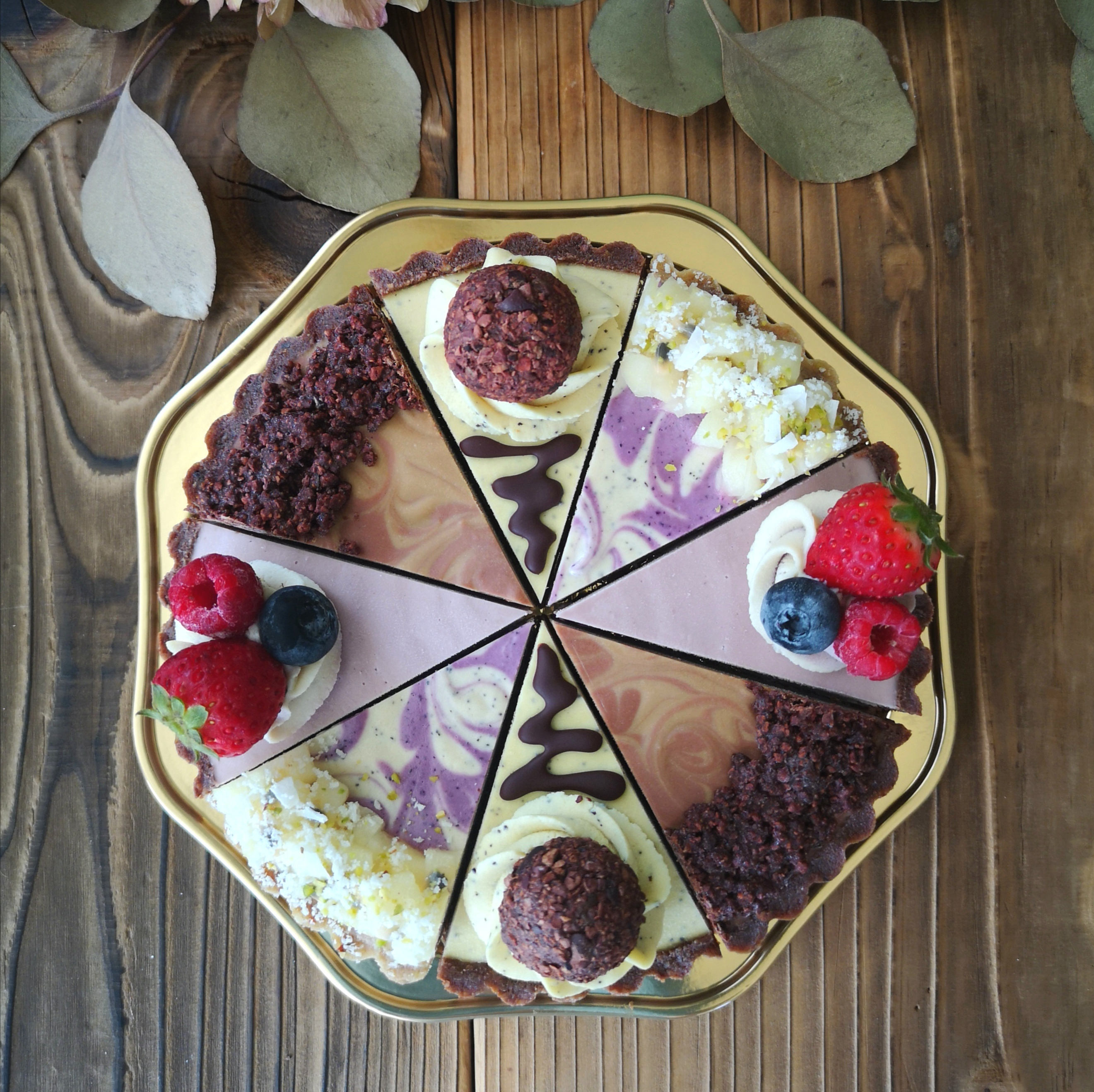 【ご予約のお客さま専用です】季節のローケーキアソートセット Vol.6