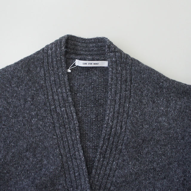 CUORESTORE クオーレストア ニットロングカーディガン レディース カーディガン ニット ロング 無地 長袖 通販 (品番9111201)
