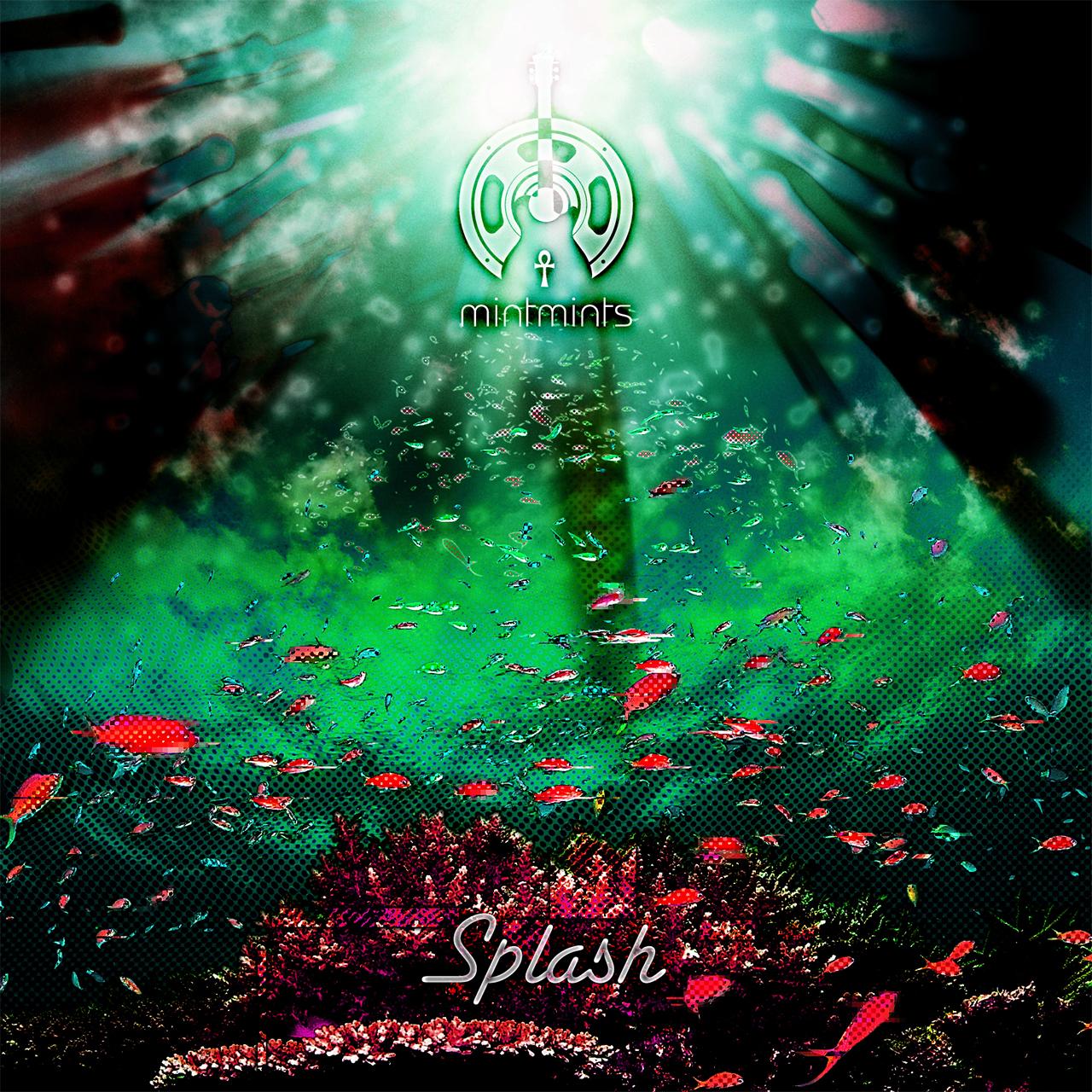CD:『Splash』mintmints(ミントミンツ) - 画像1