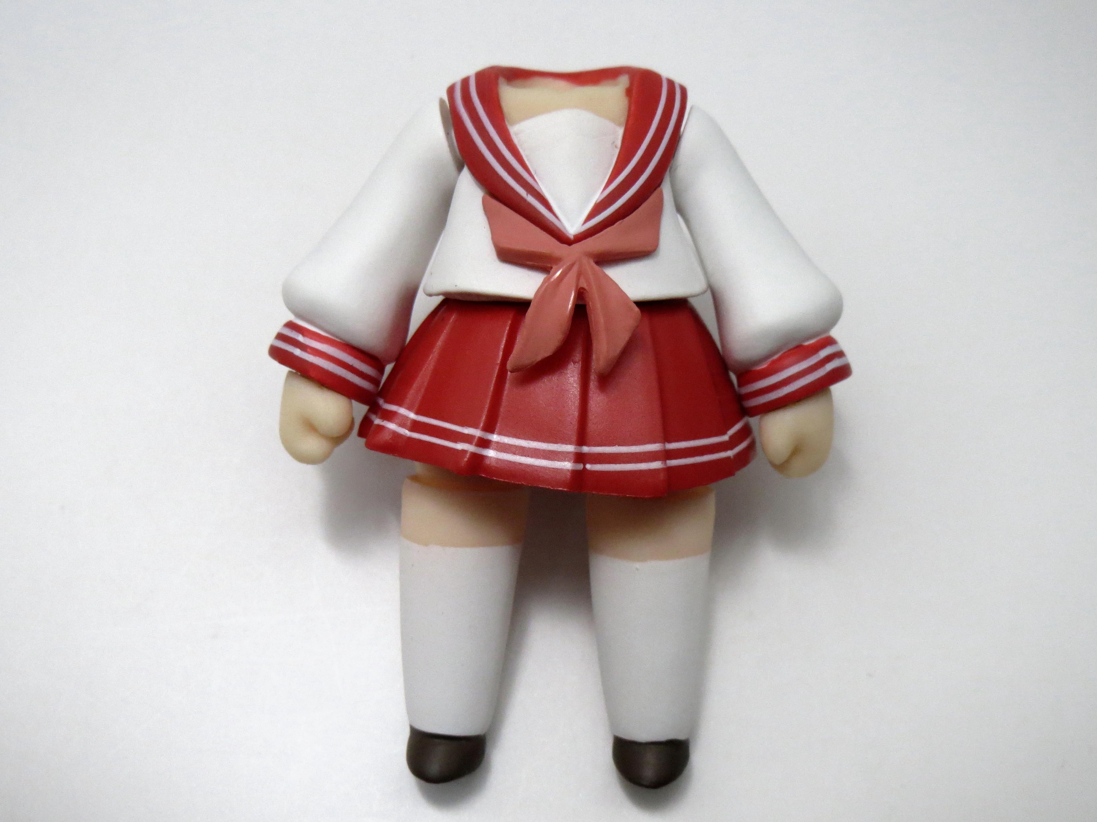 【028】 柊かがみ 体パーツ 制服 ねんどろいど