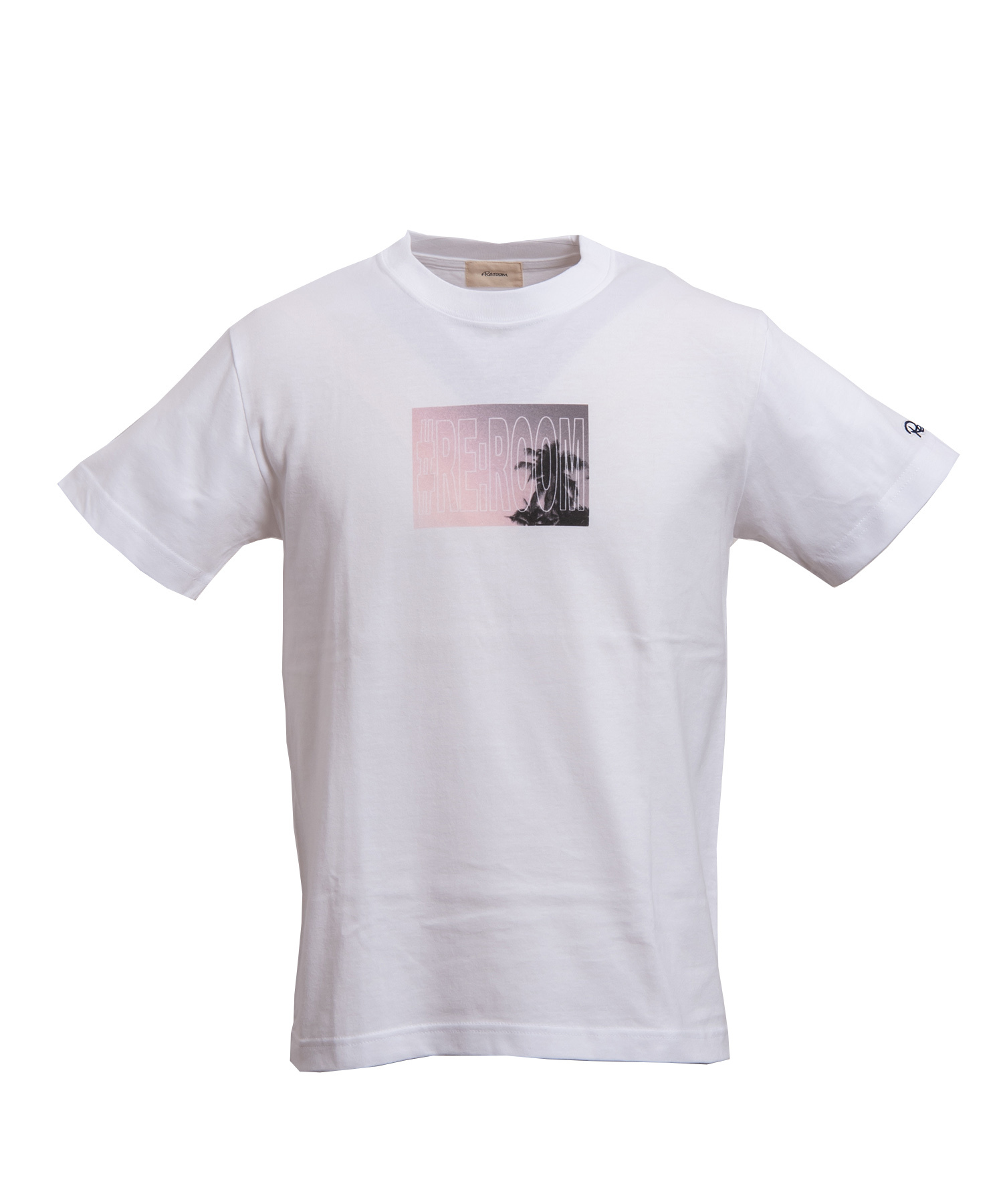PALM TREE SMALL PHOTO LOGO T-shirt[REC216]
